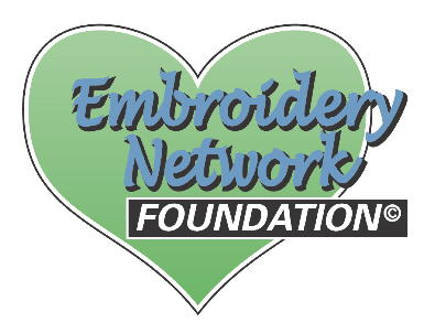 Embroidery Network Foundation logo