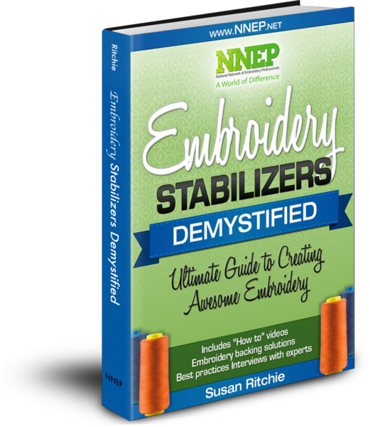 Embroidery Stabilizers Demystified ecourse