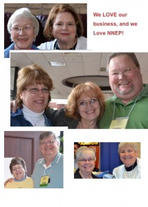 Happy NNEP members