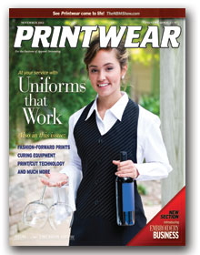 Printwear November 2012, Jennifer Cox of NNEP as contributor