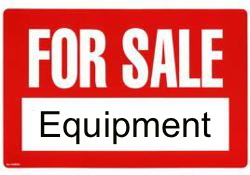 Equipment for Sale at NNEP.com/classifieds