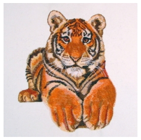 digitized-tiger