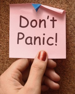 Don't Panic Note image
