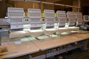 Multihead Embroidery Machine at Embroidery Mart