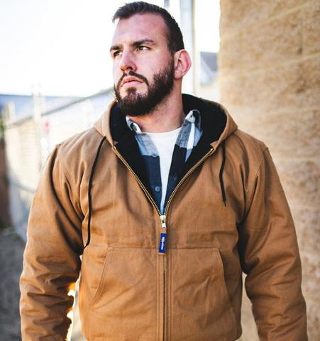 DockYard Apparel Jacket