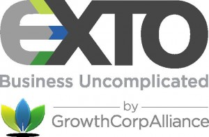 EXTO by GrowthCorp Alliance logo