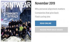 Printwear Magazine 11-2019
