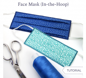 Urban Threads Face Mask Tutorial & Sew File