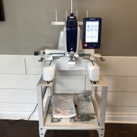 Brother Persona Embroidery Machine Like New