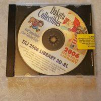 2006 Dakota Catalog On CD/2008 Balboa Threadworks