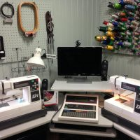 Melco EP1s Embroidery Machines