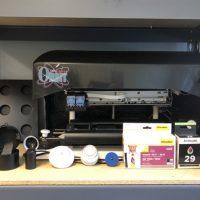 All Seasons Orbit Pad Printer - Prints glass ornaments, baseballs, golfballs!